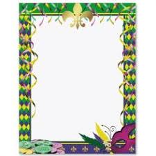 mardi gras frame mardi gras border clip 46