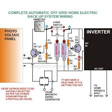 inverter wiring diagram for house efcaviation com