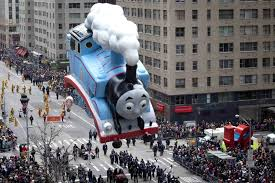 macy s thanksgiving day parade in new york in pictures telegraph