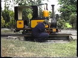 Backyard Trains You Can Ride For Sale Passenger Carrying Garden Railways Youtube