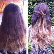 haircolours for 2015 ombre hairstyles 2014 2015 in purple color haute head