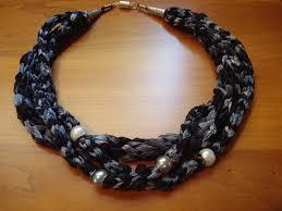 ribbon necklace images Ribbon necklace knitoutsidethebox jpg