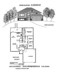 bi level house plans with attached garage enchanting bi level house plans with attached garage images cool