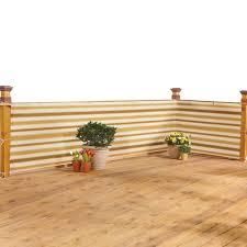 Waterproof Deck Flooring Options by Deck U0026 Fence Privacy Durable Waterproof Netting Screen With