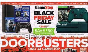 play station 4 black friday leak here are gamestop u0027s black friday deals for 2016