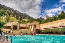 Great Pool Ten Best Places To Swim In Colorado Westword