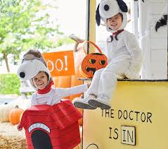 Snoopy Halloween Costume Toddler Snoopy Costume Pottery Barn Kids