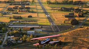 Wyoming travel flights images 7 hangar homes that will make you dream away hangar flights jpg