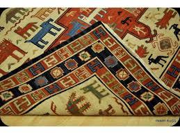 Persian Kilim Rugs by Beige Background Handmade Sumak Kilim 6 U0027 X 9 U0027 On Sale For 1 450