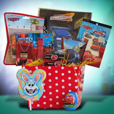 pre made easter baskets for babies pre made easter basket for boys disney pixar cars easter basket