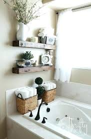 bathroom redecorating ideas bathroom shelves decor bathroom shelf decor for decorating ideas