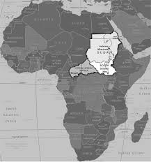 Sudan On World Map by Imperialist Intervention Further Destabilizes South Sudan Central