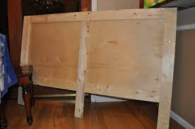 the crawford clan master bedroom diy nailhead upholstered