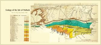 Dorset England Map by Geology Of The Central South Coast Of England Introduction And Maps