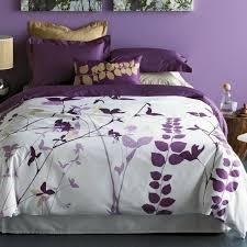 chambre à coucher violet chambre à coucher deco interessante chambre coucher moderne 22