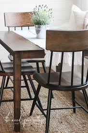 breakfast nook furniture new breakfast nook chairs the wood grain cottage