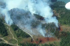 Wildfire Bc Area by View Royal Fire On Standby To Help With B C Wildfires Victoria News