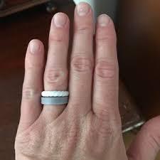 qalo wedding bands qalo jewelry stack silicone wedding bands poshmark