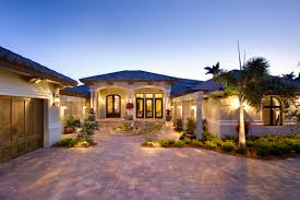 florida home plans with pictures valine florida luxury mediterranean house plan