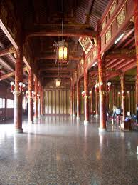 thai hoa palace in hue attraction in hue vietnam justgola