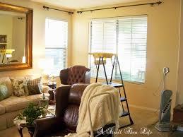 a stroll thru life living room makeover begins