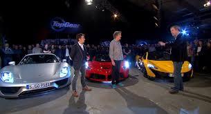 lamborghini aventador top gear episode mclaren says they were ready for laferrari 918 top gear dogfight