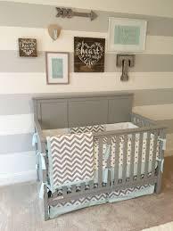 Decorating Nursery Walls Gray And Blue Nursery Airy Nursery Nursery Gallery Wall Nursery