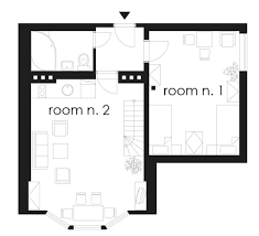 Floor Plan Of Apartment Accommodation And Service Price List Apartment Bod Zlomu