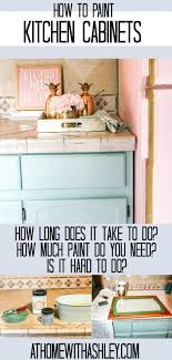 how much paint will i need for kitchen cabinets how to paint your kitchen cabinets at home with