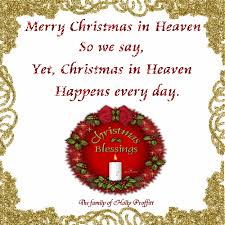 merry christmas from heaven merry christmas in heaven pictures photos and images for