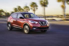 nissan purple 2018 nissan kicks has a new name but fails to break new ground