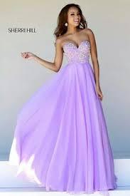 light purple long dress sherri hill 50896 jacquard kick pleat lilac prom dress dress