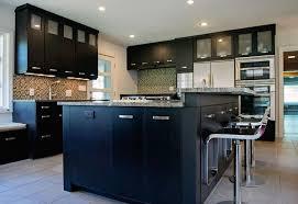 black glass backsplash kitchen 35 luxury kitchens with cabinets design ideas designing idea