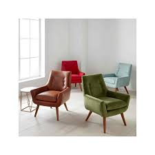 armchairs and occasional chairs retro chair hazelnut leg arena