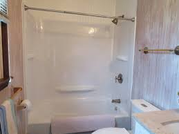One Piece Bathtub Wall Surround 14 Best Top Of The Hill Bath 1 Images On Pinterest Bathroom