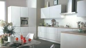 cuisine design blanche best decoration cuisine blanche ideas design trends 2017