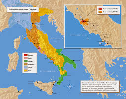 Map Of Ancient Italy by Ancient Rome Maps And Geography