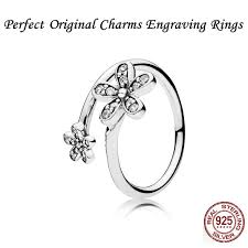 engraved charms logo engraved charms s925 ales charm fit ring for women s