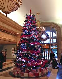 best christmas trees the best hotel christmas trees around the world