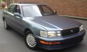 lexus ls400 1990 1990 lexus ls400 sedan 4 door 4 0l auto ls 400 clean looks
