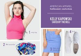 minute halloween costumes american apparel