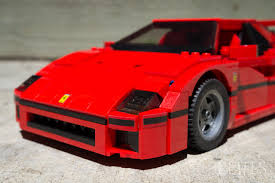 lego ferrari the lego ferrari f40 is a masterpiece review lewis leong