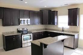 espresso kitchen cabinets with backsplash best home decor