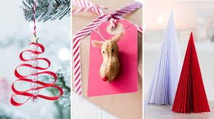 Home Made Decorations For Christmas Stylish Diy Christmas Decorations Easy Christmas Crafts