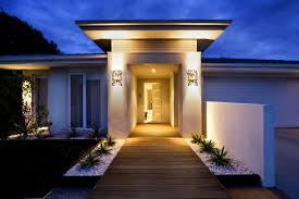architectural style homes landscape lighting ideas gorgeous lighting to accentuate the
