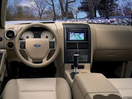 Ford Explorer Truck - 2010 ford explorer sport trac information and photos zombiedrive