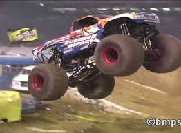 monster truck crash videos monster jam on vimeo