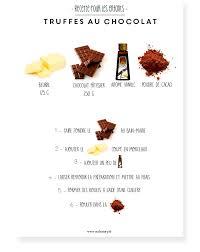 recette cuisine enfants cuisine de noël avec les enfants les truffes au chocolat sans