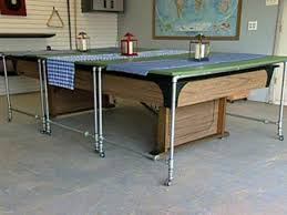 build a pool table how to build rolling pool table covers hgtv