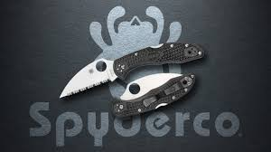 the delica 4 is the return of a spyderco legend knife newsroom